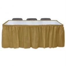 Altın Masa Eteği 75x425