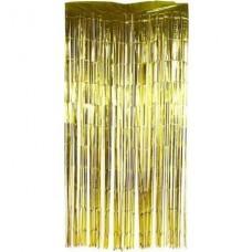 Altın Perde Folyo Süs