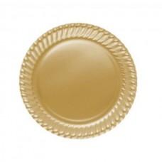 Altın Tabak 23Cm 8 Li