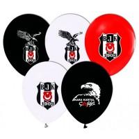 Balon Beşiktaş Baskılı Taraftar Balon 20 Adet