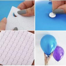 Balon Tavan Yapışkanı 100 Adet