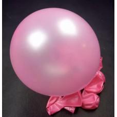 Bebek Pembe Metalik Balon 20 Adet
