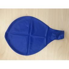 Büyük Latex Balon Mavi 90 Cm