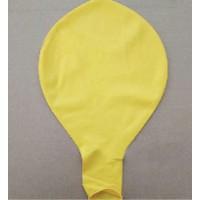 Büyük Latex Balon Sarı 90 Cm