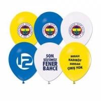 Fenerbahçe Baskılı Balon 20 Adet