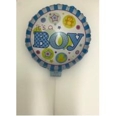 Folyo Balon İt'S A Boy