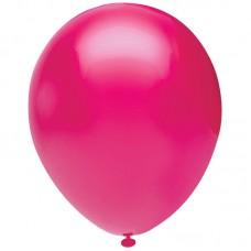 Fuşya Balon Pastel Renk 12inç 20 Adet
