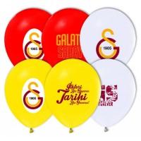 Galatasaray Baskılı Balon 20 Adet