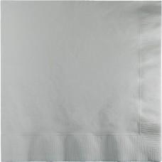 Gümüş Peçete 33x33 Cm 20 Li