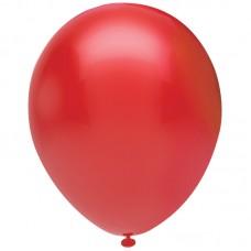 Kırmızı Balon Pastel Renk 12inç 20 Adet