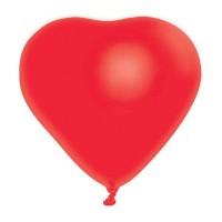Kırmızı Kalp Balon Latex 12 İnç