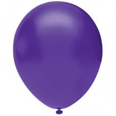 Lila Balon Pastel Renk 12inç 20 Adet