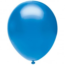 Mavi Balon Pastel Renk 12inç 20 Adet