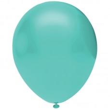 Mint Yeşili Balon Pastel Renk 12inç 20 Adet