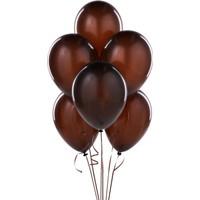 bordo balon 12 inç 5 adet