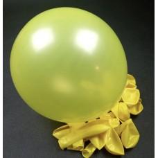 Metalik sarı balon 12 inç 5 adet