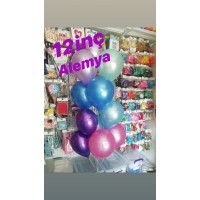 Balon Şişirme 12 İnç Alemya