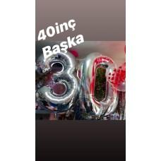 Balon Şişirme 40 İnç Başka