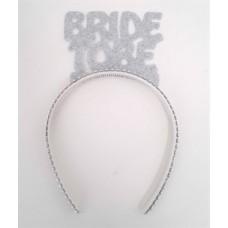 Bride To Be Taç Gümüş