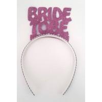 Bride To Be Taç Mor