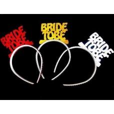Altın Bride To Be Taç