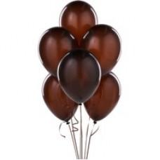 Bordo Balon 12 inç 100 Adet