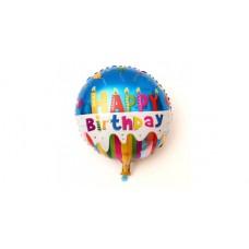 Happy Birtday Folyo Balon