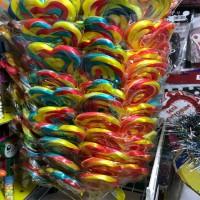 Renkli Sosyete Şekeri