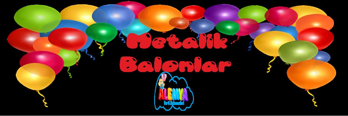 metalik balon