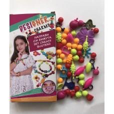 Kendin Yap Oyuncak Takı Seti Diy Pop Beads